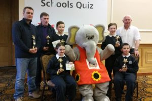 2016 U/11 County Quiz Winners!