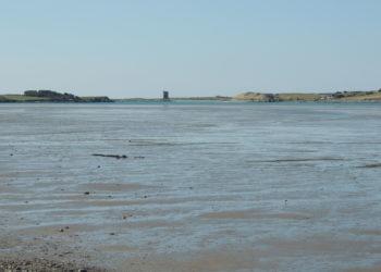 Beautiful Barrow Bay and castle!