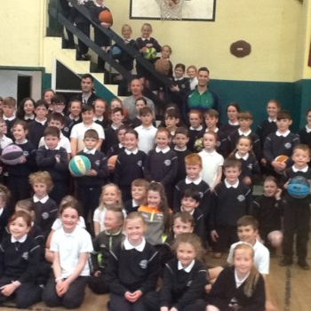 Great fun at our basketball workshops!