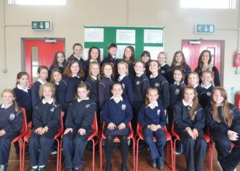 Miss O Donoghue organises her troops