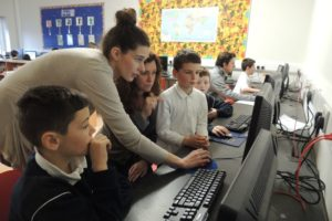 Enjoying the 'Hour of Code'