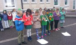 A few tunes during Seachtain na Gaeilge!