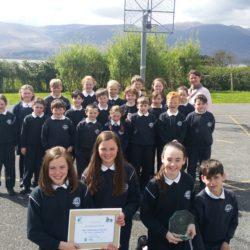 National 'Park & Stride' Award winners