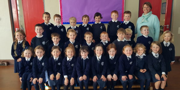 Welcome to Junior Infants!